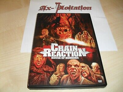 £3.41 • Buy Chain Reaction - House Of Horrors DVD - Topzustand FSK 18 Olaf Ittenbach