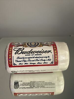 $ CDN3.77 • Buy Budweiser King Of Beers T-Shirt Machine Compressed Full Size T Shirt