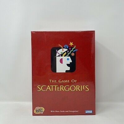 £19.87 • Buy The Game Of Scattergories 2003