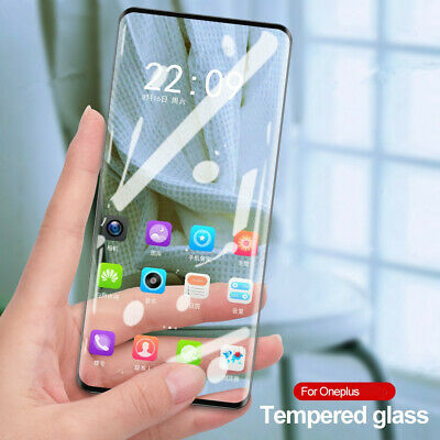 AU3.71 • Buy 9H Tempered Glass For OnePlus Nord N10 5G 6 6T 7 7T Pro 9R 9 PRO 8 Pro Nord N100