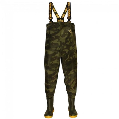 £104.95 • Buy Vass-Tex 785 Heavy Duty Camouflage Chest Waders