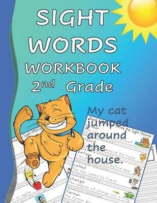 $ CDN13.87 • Buy Sight Words Workbook 2nd Grade By Chanell Frey Free Shipping!