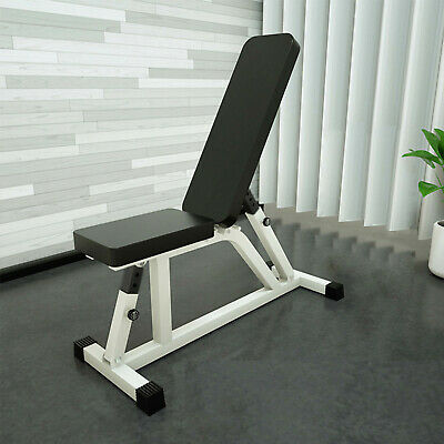£49.99 • Buy Adjustable Folding Weight Bench Multi-functional Home Gym Exercise Fitness Bench