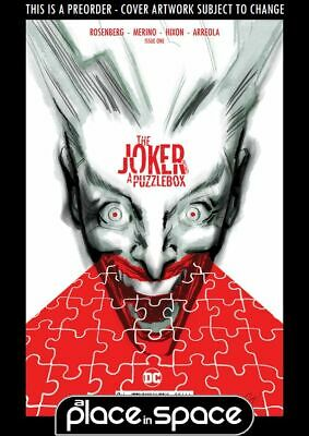 £4.55 • Buy (wk31) The Joker Presents: Puzzlebox #1a - Preorder Aug 4th