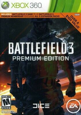 £3.57 • Buy Battlefield 3 Premium Edition XBOX 360 Strategy / Puzzle (Video Game)