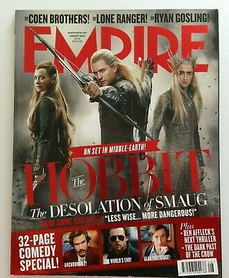 £2 • Buy Empire Magazine - Issue 290 - August 2013 - The Hobbit / Comedy Special
