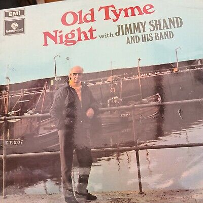 £1.10 • Buy Old Tyme Night With Jimmy Shand