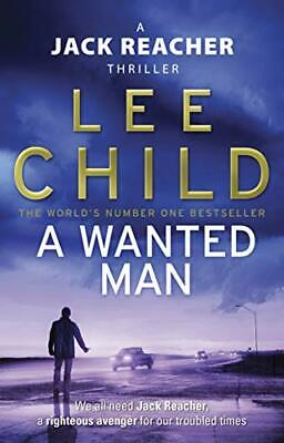 £3.09 • Buy (Good)-A Wanted Man (Jack Reacher 17) (Paperback)-Child, Lee-0553825526