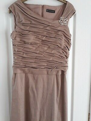 £50 • Buy Stunning Dress By Jessica Howard Size 16. Ideal For Weddings/cocktail Parties