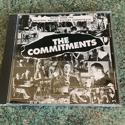 £2.99 • Buy The Commitments - Commitments (Original Soundtrack, 1991) CD