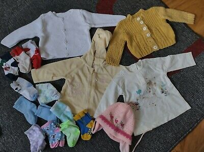 £1.60 • Buy Girl 0-3 Months Clothes Bundle (2)