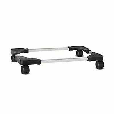 £25.61 • Buy  Mobile CPU Stand Adjustable Computer Tower Stand With 4 Caster Wheels Black