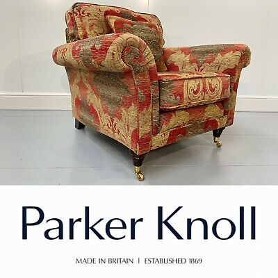 £399 • Buy RRP £1300-(Current Model) Immaculate Handmade Parker Knoll Burghley Armchair