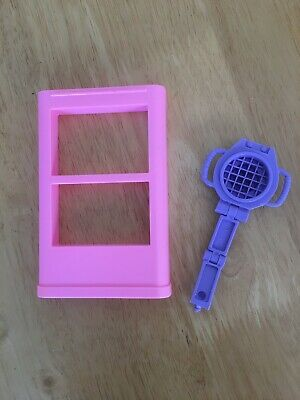 £1 • Buy Barbie Baby Care Centre Desk Leg And Lamp