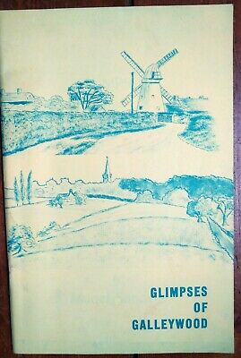 £4.05 • Buy Glimpses Of Galleywood By Sanders 1973 With Map And Photos * Nr Chelmsford Essex
