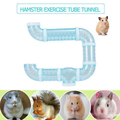 £8.61 • Buy Hamster Tube Tunnel Toy DIY Assorted Playground Module Toy Exercise For U1J6