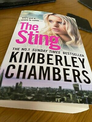 £0.80 • Buy The Sting By Kimberley Chambers
