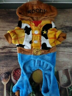 £8.50 • Buy Primark Limited Toy Story Woody Dog Pet Outfit (SMALL)