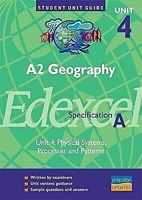 £2.19 • Buy A2 Geography Edexcel (A) Unit 4: Physical Systems, Processes And Patterns Unit G
