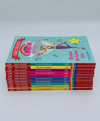 £15.99 • Buy Rainbow Magic Early Reader 10 Book Collection (Does NOT Have Box/slipcase)