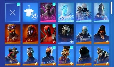 $ CDN885 • Buy Fornite Account - CONTAINS A LIMITED EDITION SKIN! ONLY 1 ACCOUNT LEFT!