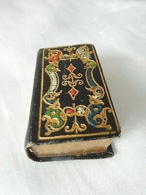 £8.50 • Buy Lovely Vintage Needle Case In The Form Of A Miniature Book
