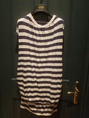 £38 • Buy Vivienne Westwood Anglomania Striped Dress Size S