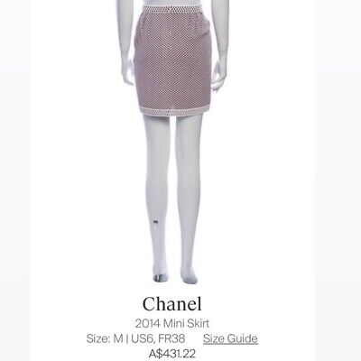 £21.27 • Buy Chanel Skirt 2014 Spring Collection