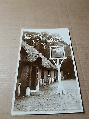 £3.99 • Buy Old Rp Postcard.  Cat And Fiddle Inn Hinton Nr Highcliffe.   L/2520