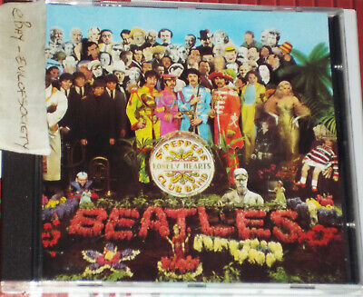 £0.99 • Buy The Beatles, Sgt. Pepper's Lonely Hearts Club Band, Pop, Cd Album, 1987, Vgc