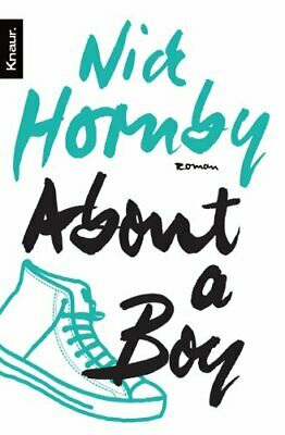 £3.24 • Buy About A Boy,Nick Hornby- 9783426616901