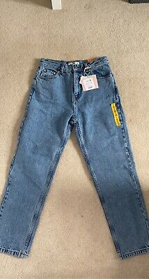 £6 • Buy Pull&bear Mom Jeans Size 8