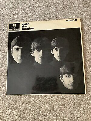 """£49.99 • Buy The Beatles - With The Beatles 12"""" Vinyl LP 1963 PMC 1206"""