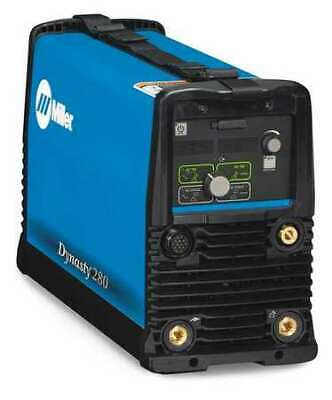 $7036.49 • Buy Miller Electric 907537 Tig Welder, Dynasty 280 With Cps Series, 208 To 575V Ac,