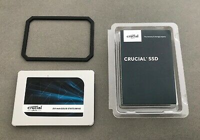 £73.90 • Buy 1TB Crucial MX500 SATA 2.5 Inch Internal SSD Solid State Drive 3D NAND - SEALED