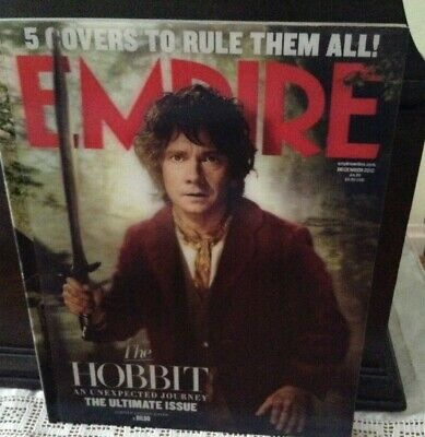 £2.50 • Buy Empire Magazine - Issue 282 - December 2012 - The Hobbit - Limited Edition Cover