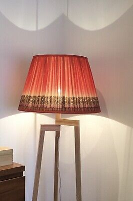 £237 • Buy Samarkand Silk Lampshade (new) Plus Carrier