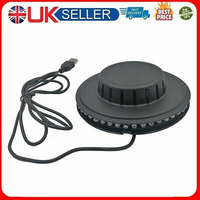 £6.47 • Buy 5W USB RGB Sound Activated Rotating Disco Lights LED Ball Party Stage Lamp