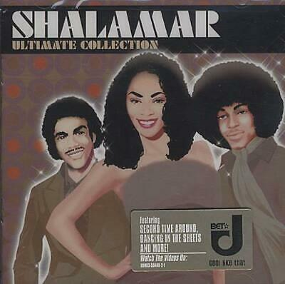 £21 • Buy Shalamar Ultimate Collection CD .7900.