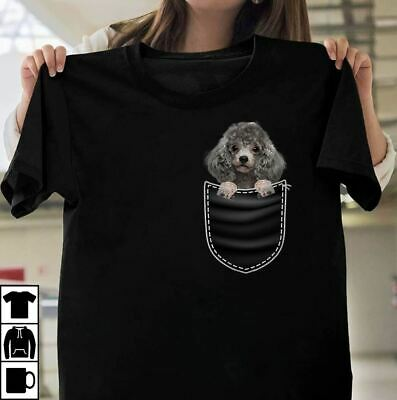£13.99 • Buy Poodle In The Pocket T-Shirt