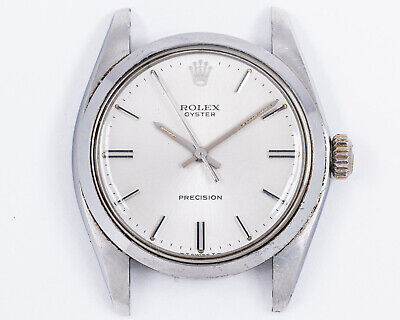 $ CDN2981.89 • Buy Vintage 1970's Rolex Oyster Precision 6426 Stainless Steel! All Original!