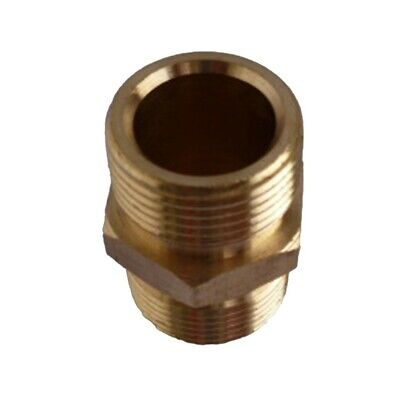 £6.02 • Buy Replace Male Connector Washer Accessories Brass For Karcher Gold High Quality