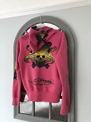 £30 • Buy Ed Hardy Hoodie Size S Excellent Condition