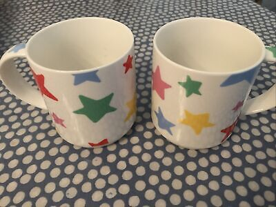 £9.99 • Buy ⭐️ Cath Kidston Queen's Small Star Mug  X 2 Ex Condition ⭐️