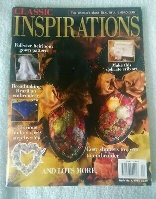 £6.99 • Buy Classic Inspirations Magazine Issue Number 4, 1994