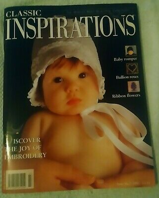 £6.99 • Buy Classic Inspirations Magazine Issue Number 7, 1995
