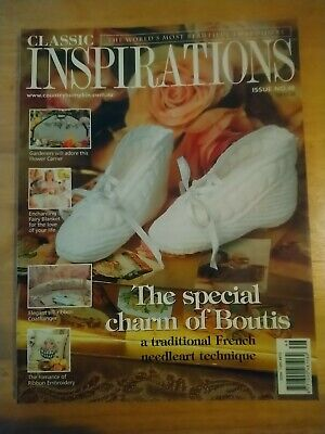 £5.50 • Buy Classic Inspirations Magazine Issue Number 48 - 2005