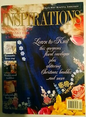£5.50 • Buy Classic Inspirations Magazine Issue Number 12 - 1996