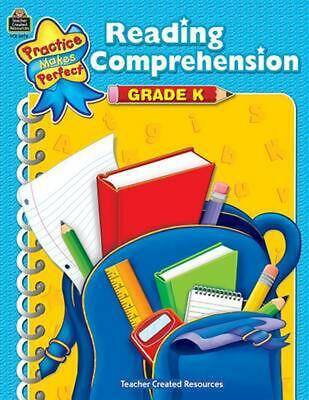 £7.46 • Buy Reading Comprehension, Grade K By Becky Wood (English) Paperback Book Free Shipp