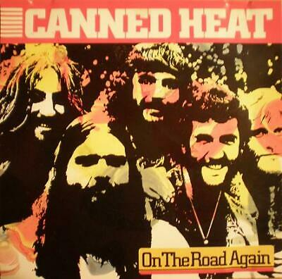 £11.26 • Buy Canned Heat On The Road Again CD .1450.